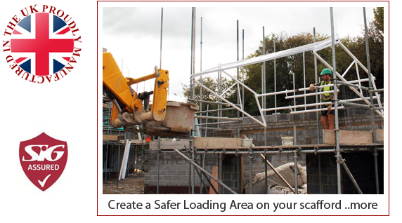 Loading Bay Gate - Hacketts Ltd Dudley SIG Assured - Click for more info